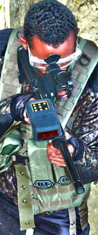 Laser-Tag-Soldier